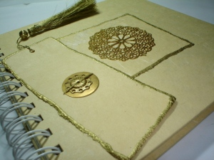 Journal by designer Anand Prakash