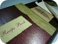Recipe Book Gift Set (5)