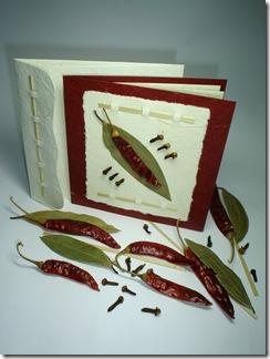 Handmade Spice Card