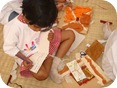 Papercraft Workshop at Kalaghoda Arts Festival (10)