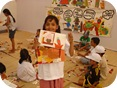 Papercraft Workshop at Kalaghoda Arts Festival (12)