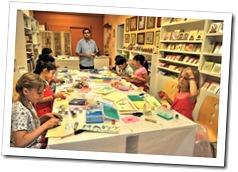 Craft workshop for children