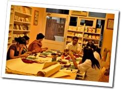 Papercraft workshop