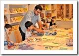 Papercraft workshop in Delhi