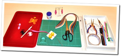 Paper Quilling Tools