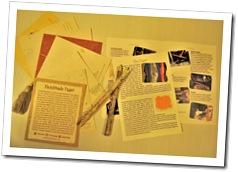 Paper Sampler & Papermaking Leaflet