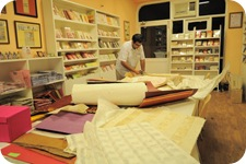 Anand Prakash in his studio