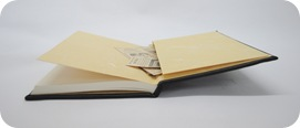 Leather Journal with pocket