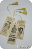 Old Bollywood Newscutting Bookmark