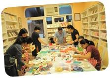 Paint textures and techniques workshop