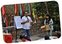 Anand Prakash at Bookaroo2011