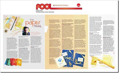Anand Prakash Pool Magazine