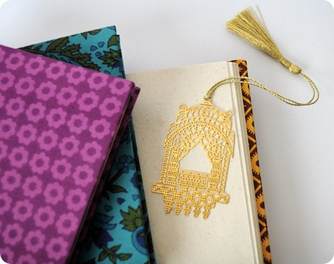 Jharokha Bookmark