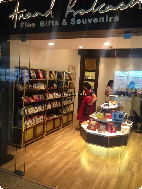 Anand Prakash Store at Mumbai Airport