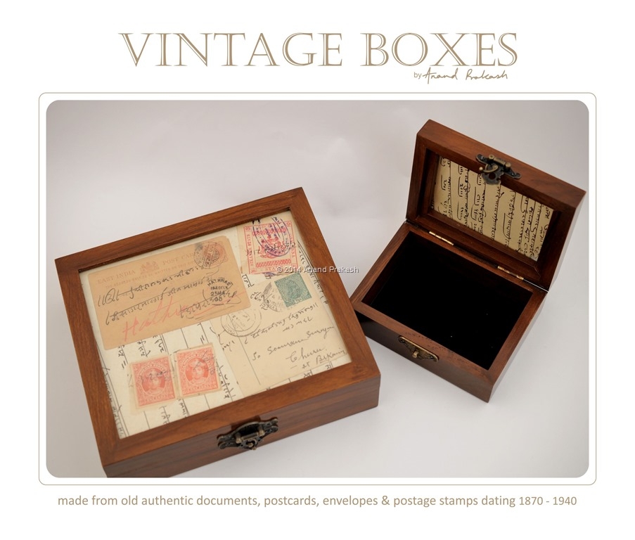 Dating postcard stamp boxes