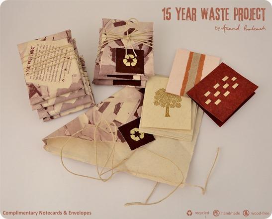 15 year waste project wordpress
