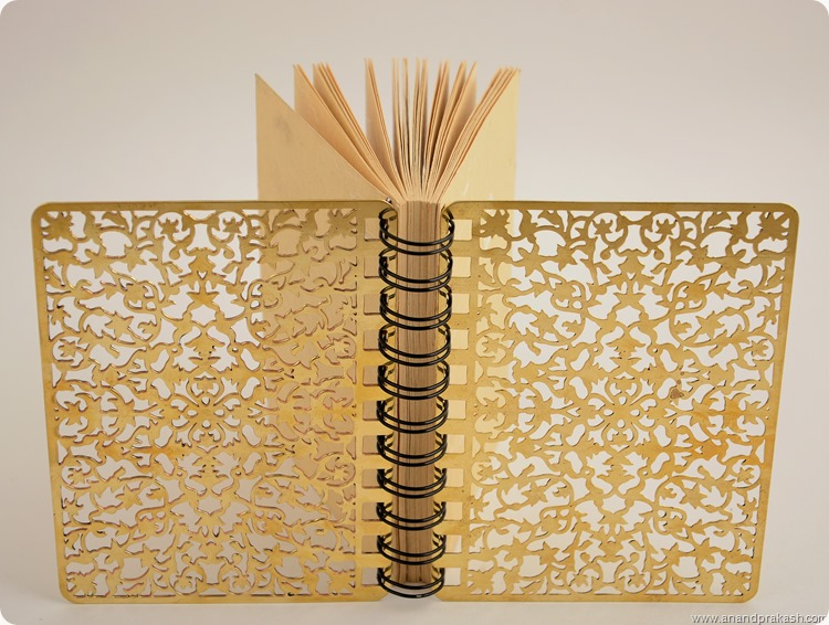 Brass Metal book by Anand Prakash India