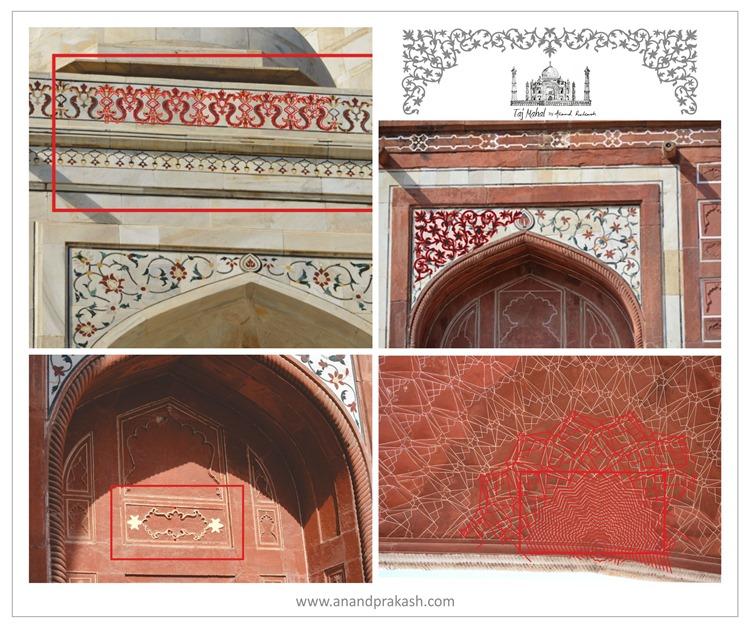 Taj Mahal page for facebook