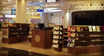 Anand Prakash Store, Level3, Domestic Departures, Mumbai Airport