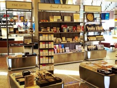 Anand Prakash Store, Level3, International Departures, Mumbai Airport.JPG