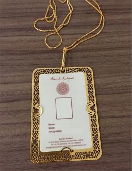 Anand Prakash Identity Card 2