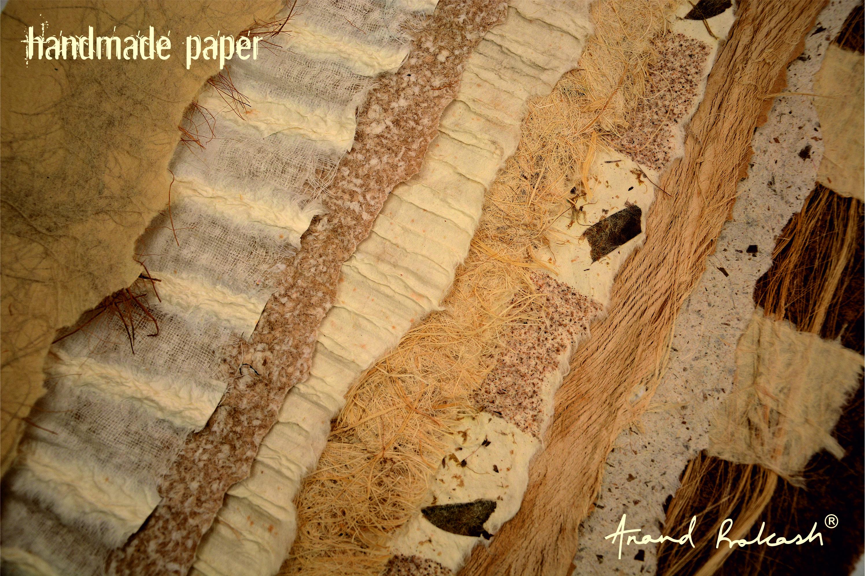 Handmade Paper By Anand Prakash
