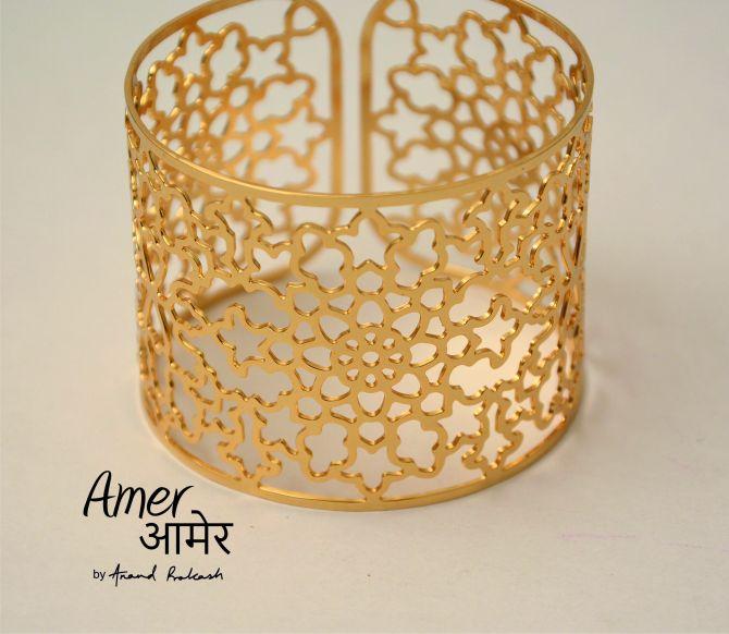 Amer Cuff by Anand Prakash